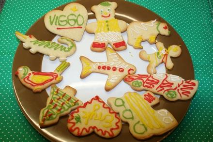Ciasteczka maślane gotowe