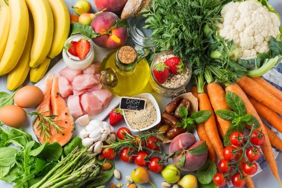 Warzywa dieta DASH